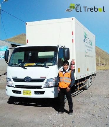 Proyecto ELIZA SUR  DHR Logística y Servicios S.A.C  Moquegua eps el trebol