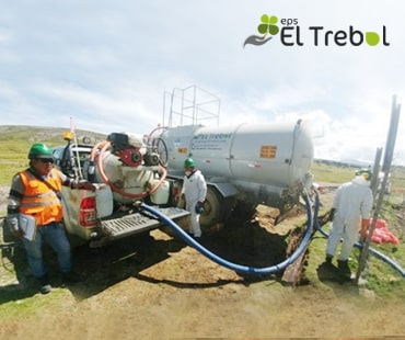 gestion de residuos liquidos arequipa