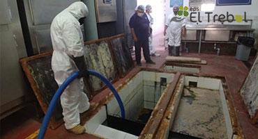 limpieza de fosas septicas arequipa
