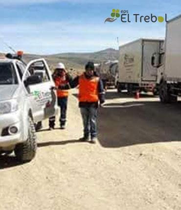 Proyecto MAJES SIGUAS II eps el trebol