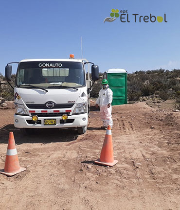 Proyecto Quellaveco eps el trebol arequipa